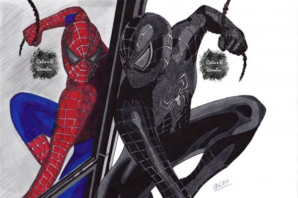 Spider-Man by Celine29570